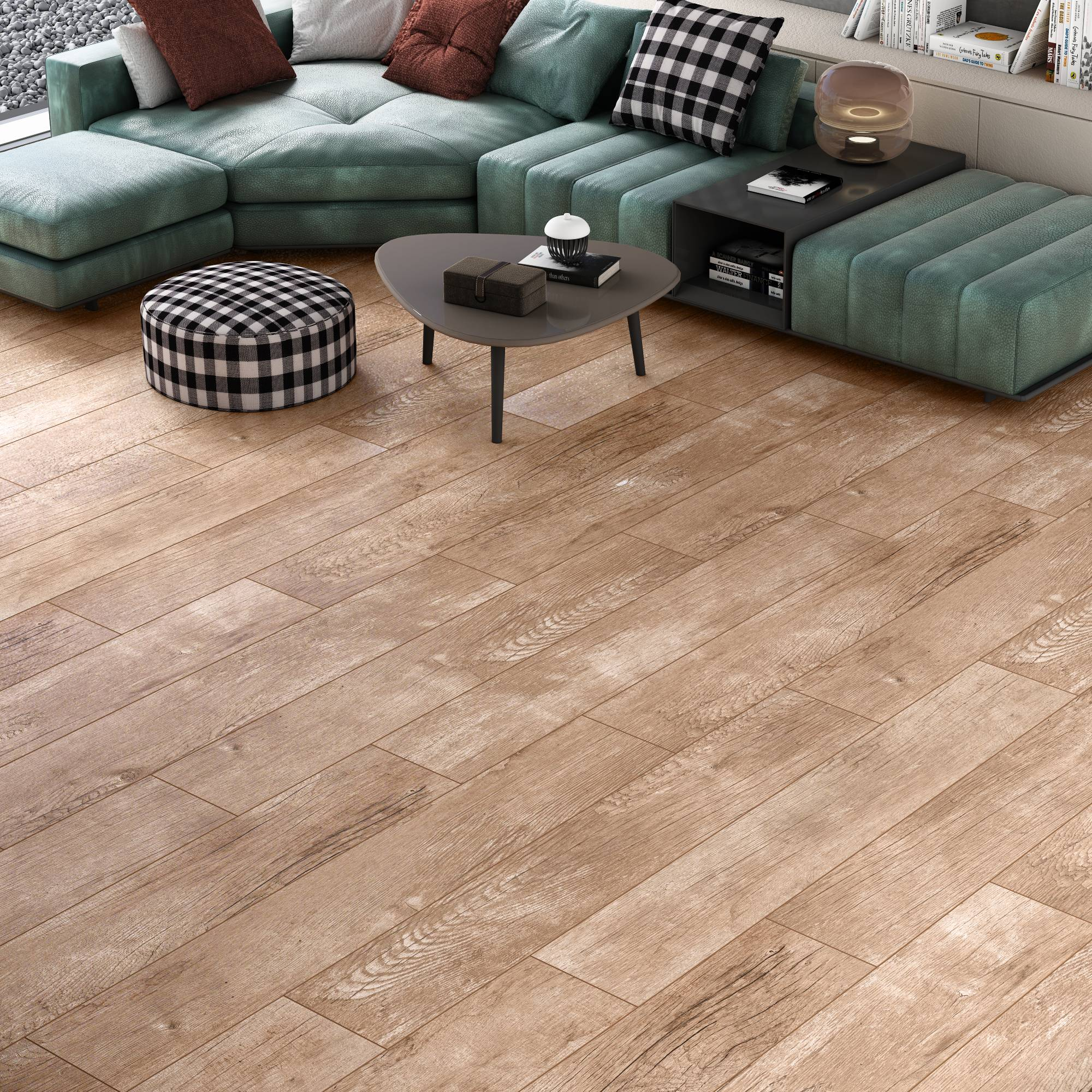Empero Canvas Wood Weat