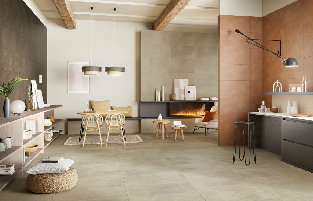 Italon Terraviva Floor Project