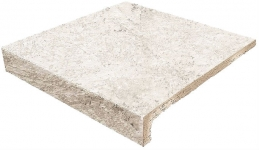 Peldano Recto Evolution White Stone