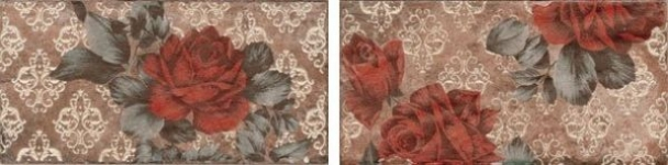 Inserto Vintage Roses Chicago Old (из 2 шт.)