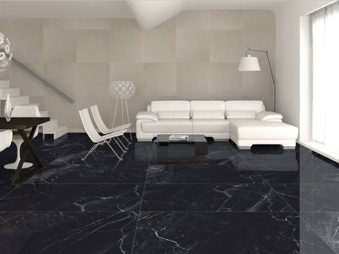 Royal Tile Collection Black Glossy